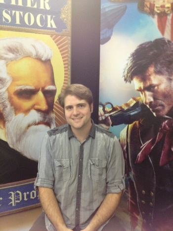 BioShock Infinite: Interview - Dystopias are very appealing to us