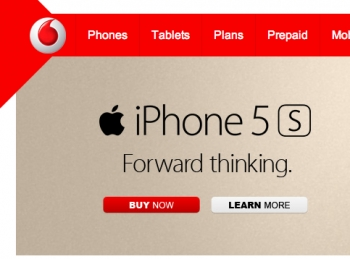 Why I cancelled my gold iPhone 5s order with Vodafone today