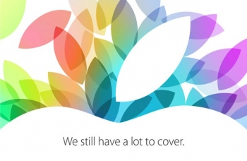 Apple event announced for 22 October
