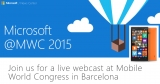How To Watch Microsoft's MWC Windows Phone webcast 2 March 2015 6.30pm