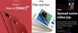 Apple: New Red iPhone 7, new 'Clips' video app, cheaper new iPad and more
