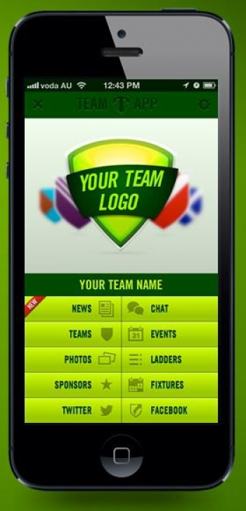 Team App helps sports teams go mobile