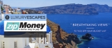 Zip off to a Luxury Escape with zipMoney