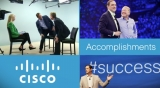 VIDEO: Cisco's Chambers checks out as CEO, Chuck Robbins checks in