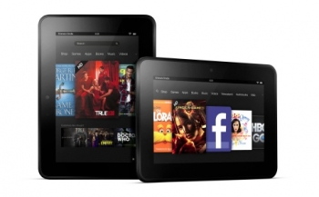 Amazon goes hi-def with the Kindle Fire HD