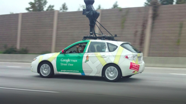 Google Street View movies now a reality
