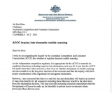 Don't declare mobile roaming, Fifield warns ACCC