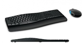 Microsoft Sculpt Comfort Desktop combo keyboard and mouse - Review