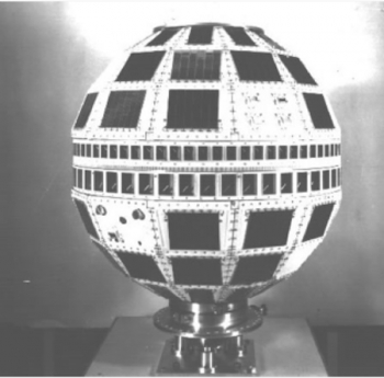 Before Telstra there was Telstar, the world's first communications satellite