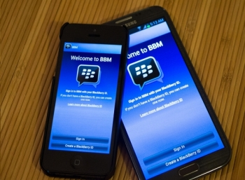 Over 10 million downloads of BBM – is this BlackBerry's future?