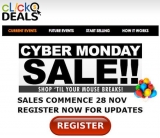 Clicko's Cyber Monday claims growing support