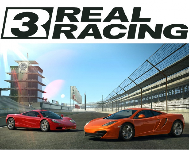 Mt Panorama in Real Racing 3
