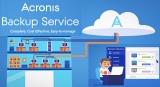 Acronis launches Backup Service, new software defined data centre