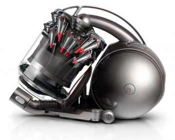 Dyson dumps dust filters, boosts cordless suction