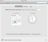 Apple fixes NTP in time for Christmas