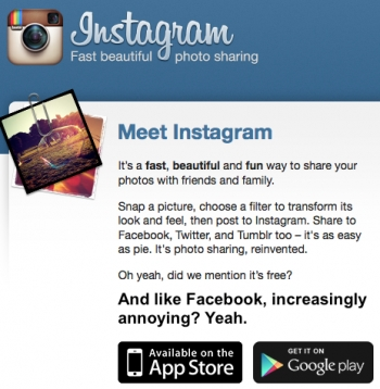 Instagram: complete 'systrom' failure or fine by Facebook?