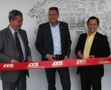 New Axis Sydney office includes experience centre