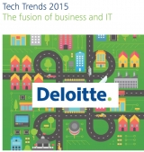 VIDEO: Deloitte Tech Trends 2015, a smart look at what's coming