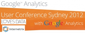 Go ogle Aussie's 1st Google Analytics User Conference: it Loves Data!