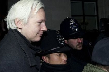 Assange granted asylum by Ecuador: report