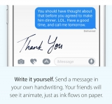 With handwriting support in iOS 10 Messages, will iPhone 7 support Apple Pencil?