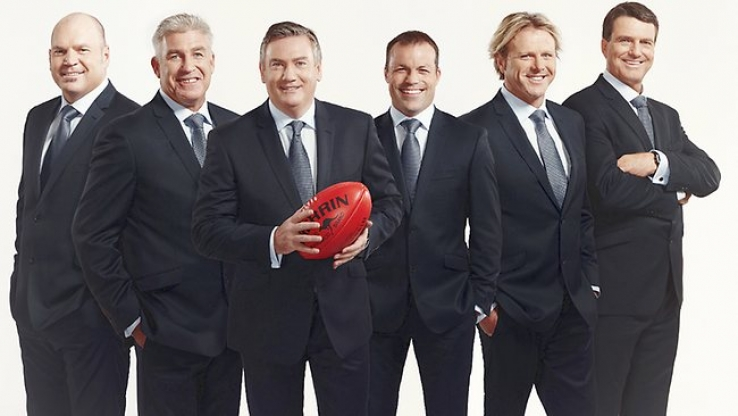 Foxtel's footy team