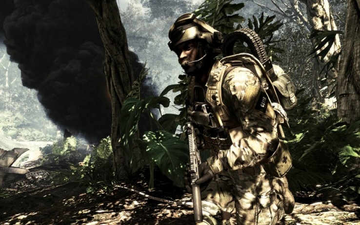 Trailer Time:  Call Of Duty: Ghosts reveal
