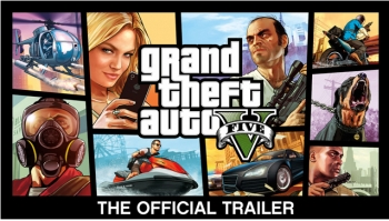 Grand Theft Auto V official trailer hits web