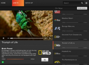 Foxtel Go comes to Android, PC/Mac