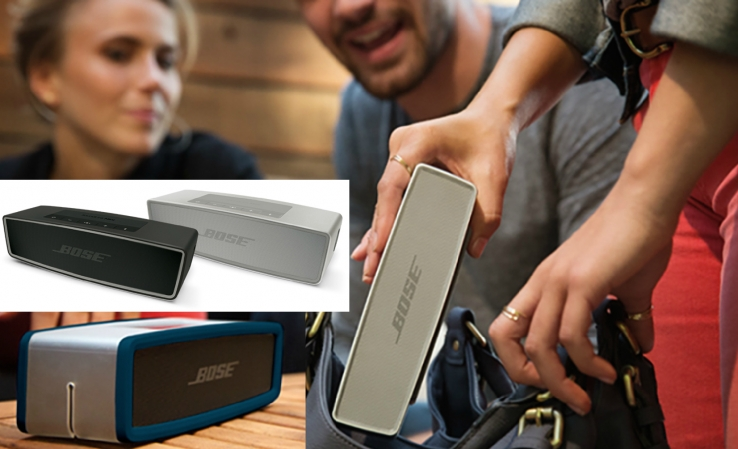 Bose SoundLink Mini graduates to version 2 with new features