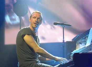 Coldplay at the Enmore Theatre