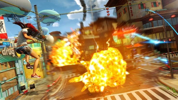 Quick Hits: Sunset Overdrive – Xbox One