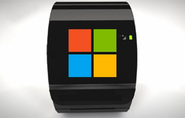 Here comes the Microsoft smart watch
