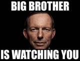 Abbott tries to wedge Labor on data security