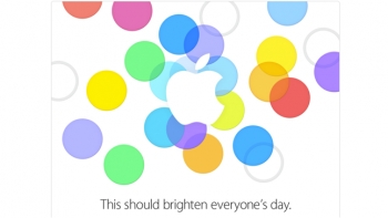 Apple's launch invitation