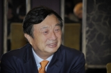 Ren Zhengfei in NZ