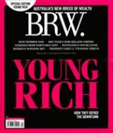 Tech takes top 4 places in BRW Young Rich List
