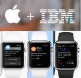 On Apple + IBM's watch, Apple Watch business apps go wearable