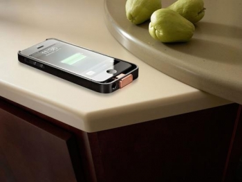 Invisible wireless charging coming to a worktop near you