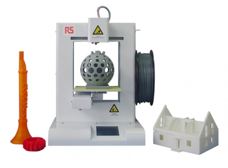 RS creates own brand 3D printer for $1230 ex-GST
