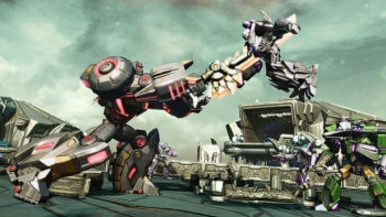 Quick Hits: Transformers: Fall Of Cybertron