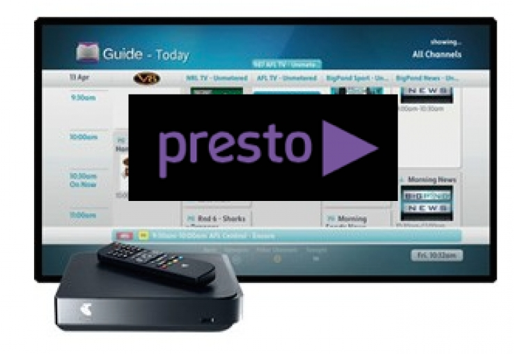 Telstra joins Netflix attack with T-Box Presto bonus