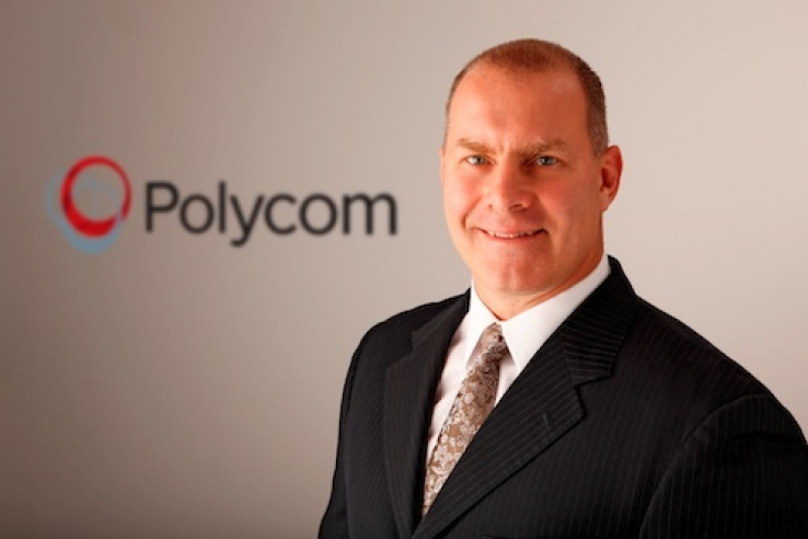 Two new presidents at Polycom