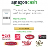 Amazon Cash takes aim at those with no cards