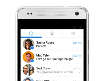 Facebook takes on WhatsApp with new apps