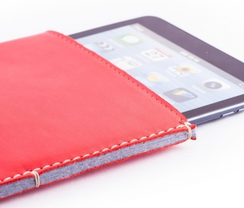 Studio Proper debuts locally made, natural leather iPad and iPhone sleeves