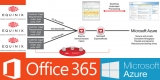 Equinix Cloud Exchange 'ExpressRoutes' Office 365 via Azure