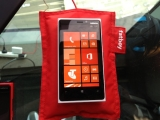 WIndows Phone 8 - a Nokia Lumia 920