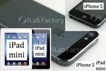 iPhone 5: will it be massively outsold by the iPad mini?