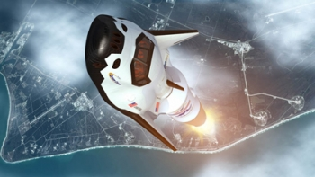 Sierra Nevada's Dreamchaser spaceplane is the only winged spacecraft in a NASA competition to develop a commercial manned vehicle to service the space station.